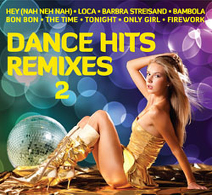 Dance Hits Remixes 2 SERI