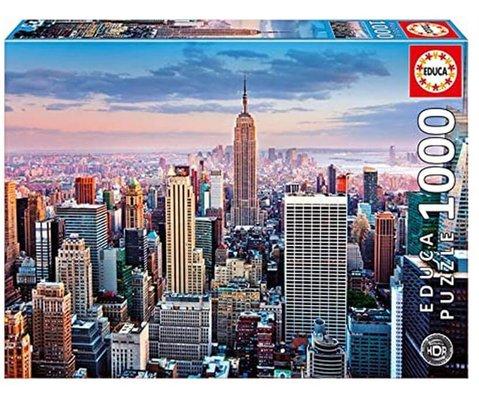 Educa 14811 New York HDR 1000 Parça Puzzle