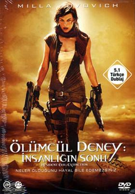 Resident Evil 3: Extinction - Ölümcül Deney: Insanligin Sonu (SERI 3)