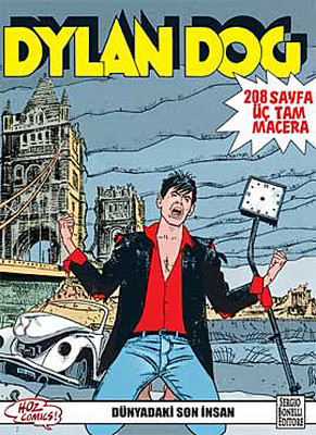 Dylan Dog 30 - Dünyadaki Son İnsan