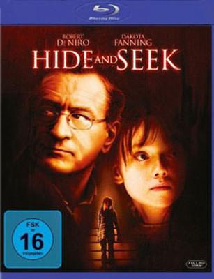 Saklambaç - Hıde And Seek (Blu-ray)
