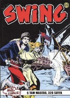 Swing Sayı 69 (5 Macera) Labirent'in Sırrı