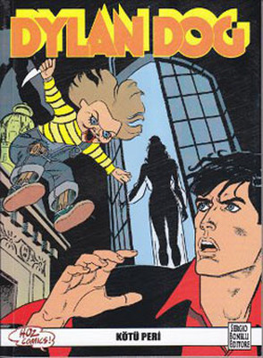 Dylan Dog 31 - Kötü Peri