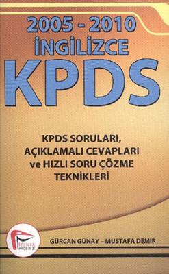 KPDS 2005-2010 İngilizce
