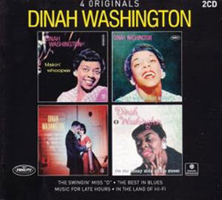 The Swingin' Miss D, The Best In Blues, Music For Late Hours, In The Land Of Hi-Fi (4 Albums)