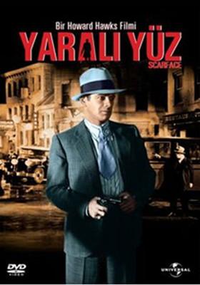 Scarface (1932)-Yarali Yüz(1932)