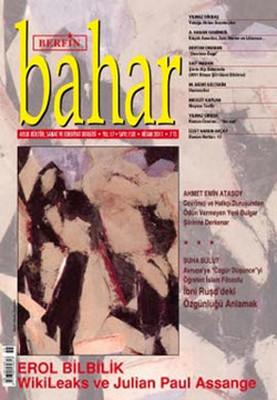 Berfin Bahar - Sayı 158 Nisan 2011