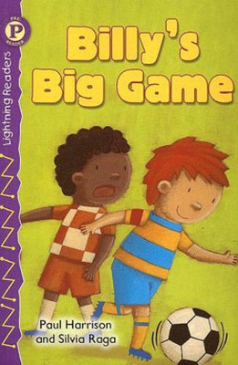Billy's Big Game, Level P
