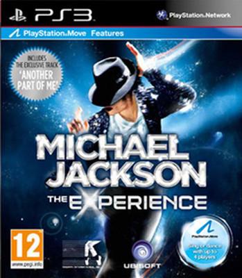 Michael Jackson The Experience PS3 (move gerekli)