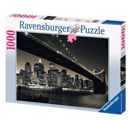 Ravensburger  Brooklyn Bridge  501-1000 Parça Ra 199068