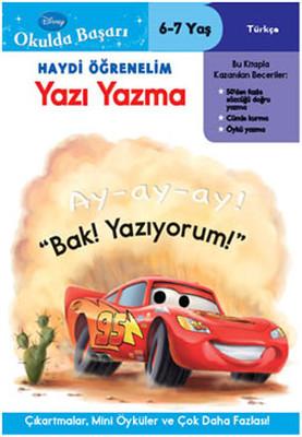 OKULDA BAŞARI 9 CARS YAZI YAZMA 6-