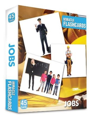 Miracle Flashcards Jobs 1