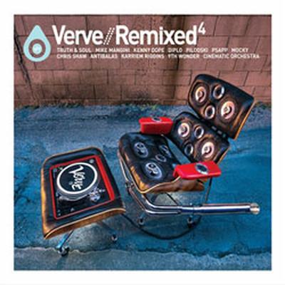 Verve / Remixed 4 - Lp