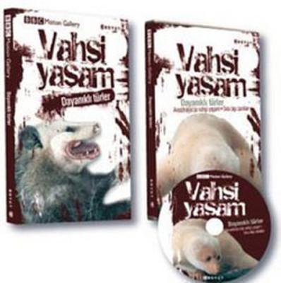 Vahşi Yaşam - Dayanıklı Türler+DVD