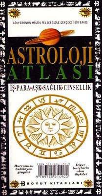 Astroloji Atlası - Cep Astroloji Seti (12 Kitap Takım)