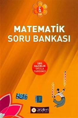 Anafen 6.Sınıf Matematik Soru Bankası