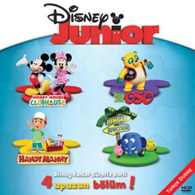Disney Junior: Surprise Party - Disney Junior: Sürpriz Parti