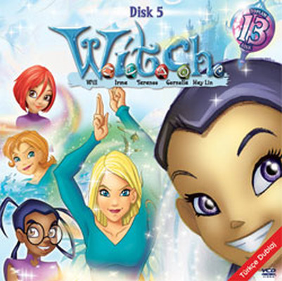 Witch Vol 1 Disc 5 - Witch Vol 1 Disk 5