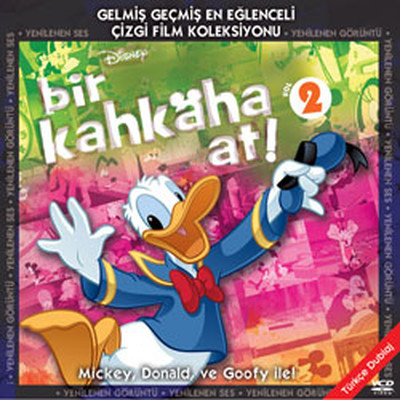 Have A Laugh Vol 2 - Bir Kahkaha At Vol 2 (SERI 2)