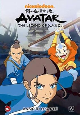 Avatar Aang'in Efsanesi 6 - Tutsak