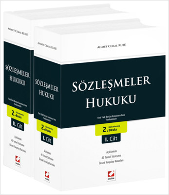 Sözleşmeler Hukuku (2 Cilt)