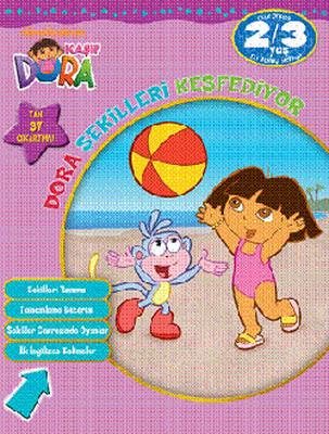 2-3 Yaş Dora Şekilleri Keşfediyor