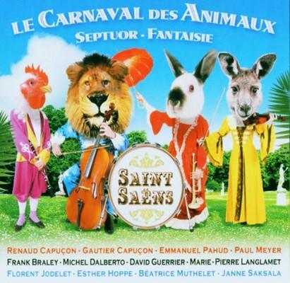 Saint-Saëns: Le Carnaval Des Animaux...