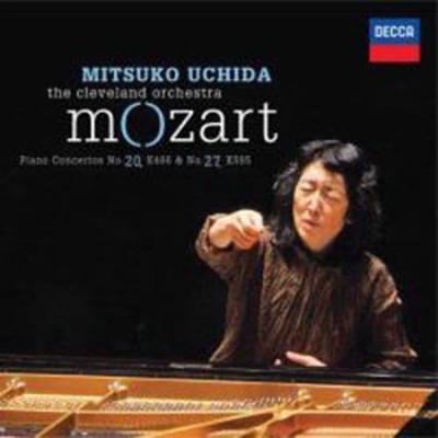 Mozart : Piano Concertos No.20  & No.27