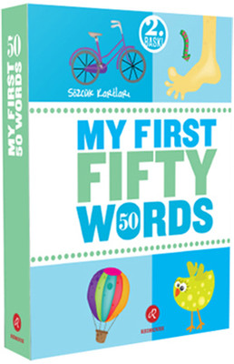 My First Fifty Words (İlk Elli Sözcüğüm)