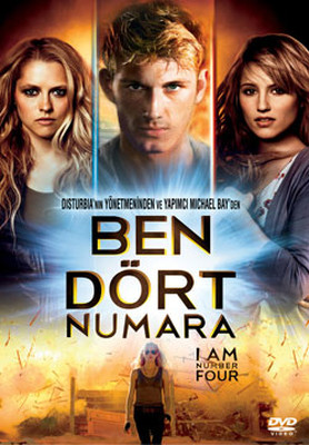 I Am Number Four - Ben Dört Numara