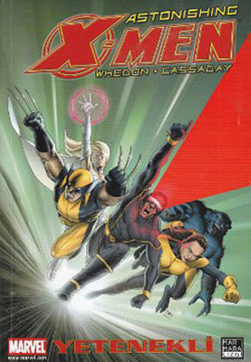 X-Men Astonishing 1 - Yetenekli