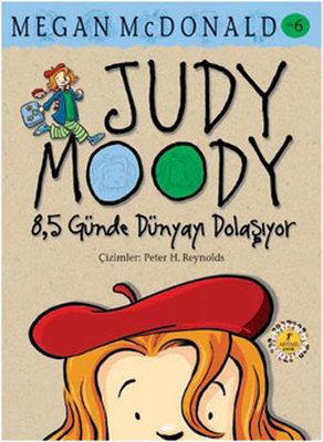 Judy Moody 8,5 Günde Dünyayı Dolaşıyor