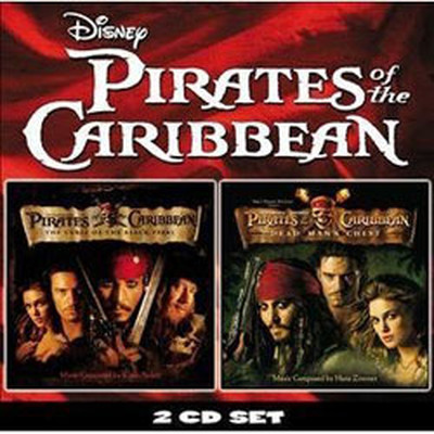 Curse Of The Black Pearl & Dead Man`s Chest