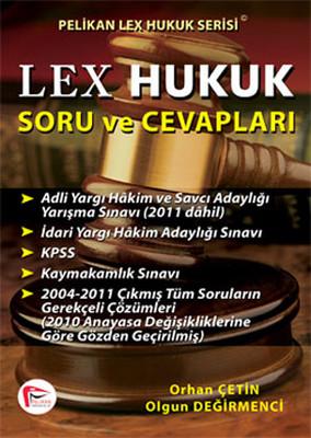 Lex Hukuk Soru ve Cevapları
