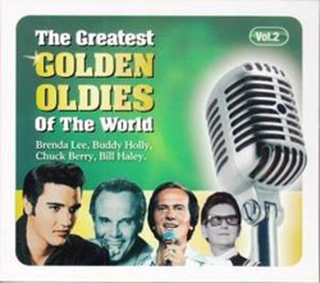 Greatest Oldies Of The World Vol.2