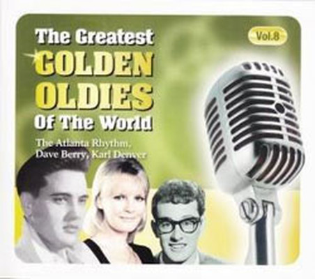 Greatest Oldies Of The World Vol.8