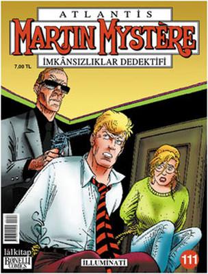 Martin Mystere Sayı - 111