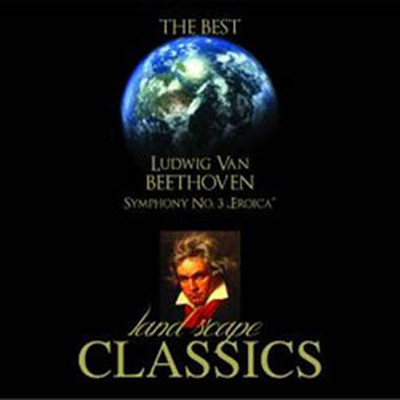 Land Scape Classic/Ludwig Van Beethoven Symphony No.3 Eroica Cd