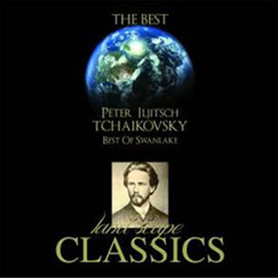 Land Scape Classic/Peter Iljitsch Tchaikovsky Best Of Swanklake Cd