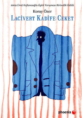Lacivert Kadife Ceket