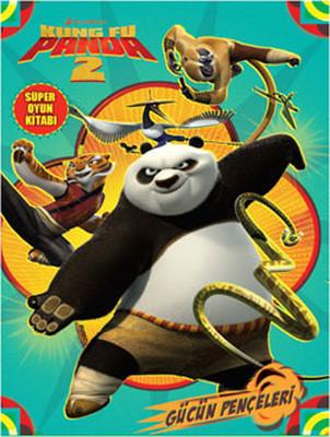 Kung Fu Panda 2 Süper Oyun Kitabı