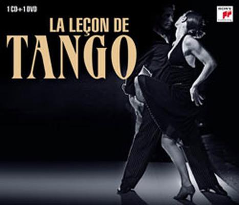 La Leçon De Tango CD+DVD