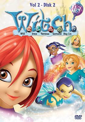 W.I.T.C.H. Vol 2 Disc 2
