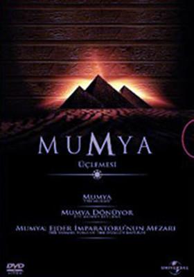 The Mummy Trilogy - Mumya Üçlemesi