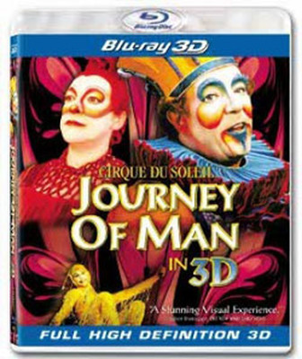 Cirque Du Soleil (3D) - Journey Of Man (3 Boyutlu)