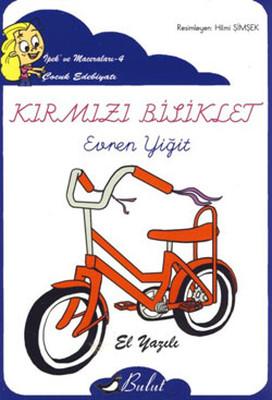Kırmızı Bisiklet - El Yazılı