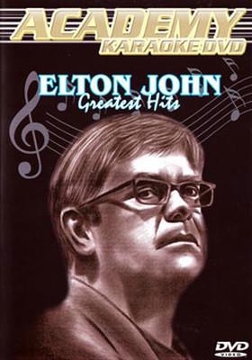 Academy Karaoke DVD:Elton John