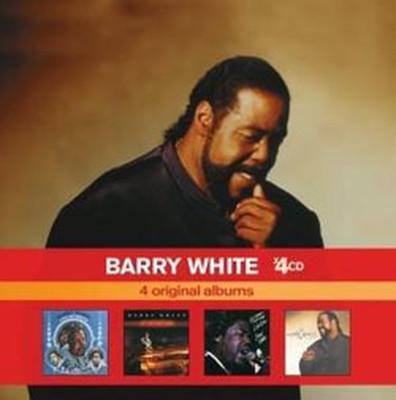 Barry White X4:Cd