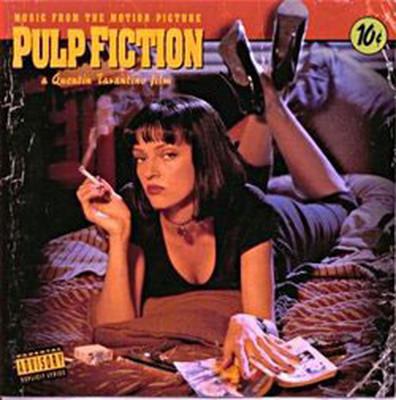Pulp Fiction [180 Gr.Mp3 Download Voucher]