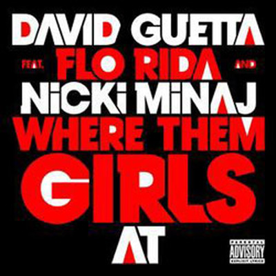 Where Then Girls At (Cd Single 7 Track Remixes)